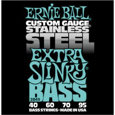 Струны Ernie Ball 2845