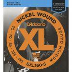Струны D'Addario EXL160-5