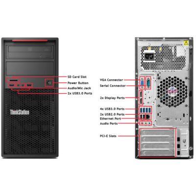 Настольный компьютер Lenovo ThinkStation P300 TWR 30AH001LRU