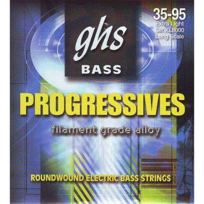 Струны GHS XL8000