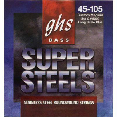 Струны GHS CM5000