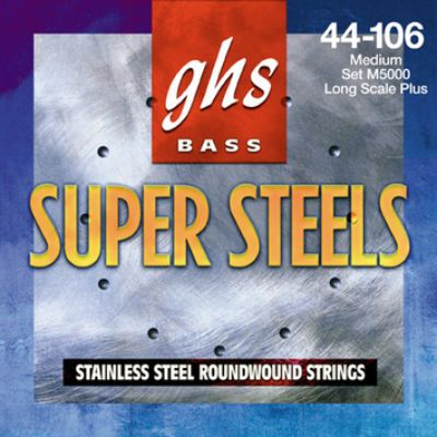 Струны GHS 5M-STB
