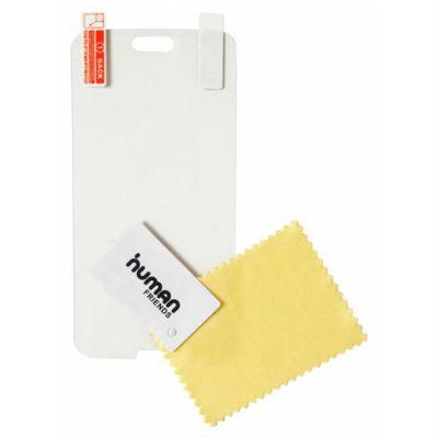 Защитная пленка Human Friends Guard Samsung S4 + чистящая салфетка