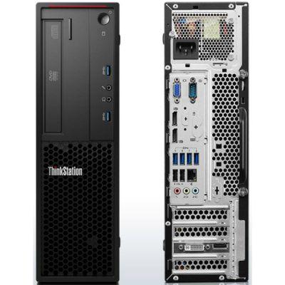 Настольный компьютер Lenovo ThinkStation P300 SFF 30AK000HRU