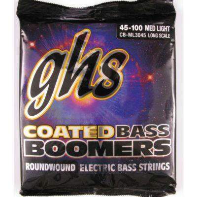Струны GHS CB-ML3045