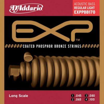Струны D'Addario EXPPBB170