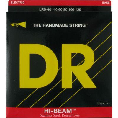 Струны DR LR5-40