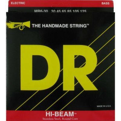 Струны DR MR6-30