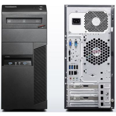 Настольный компьютер Lenovo ThinkCentre M83 Tower 10AGS0QD00
