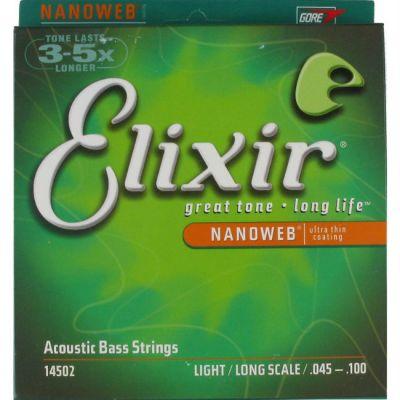Струны Elixir 14502