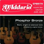 Струны D'Addario EPBB170