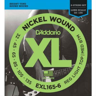 ������ D'Addario EXL-165/6