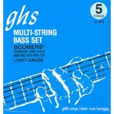 Струны GHS 5L-DYB
