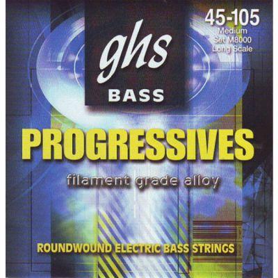 Струны GHS M8000
