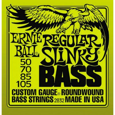 Струны Ernie Ball 2832