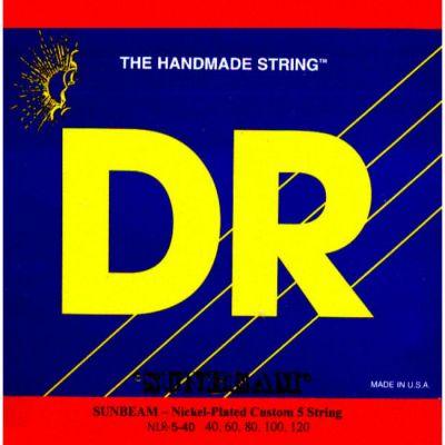 Струны DR NLR5-40