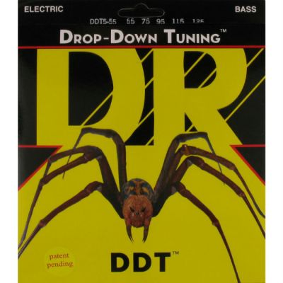 Струны DR DDT5-55