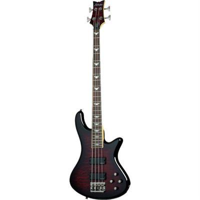 Бас-гитара Schecter Guitar STILETTO EXTREME-4 BCH