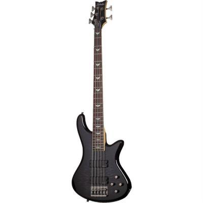 Бас-гитара Schecter Guitar STILETTO EXTREME-5 STBLK