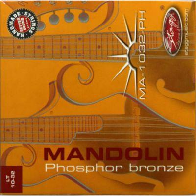 Струны Stagg для мандолины MA-1032-PH