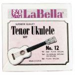 Струны La Bella для тенор укулеле UKULELE 12