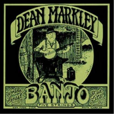 Струны Dean Markley для 5-струнного банджо BANJO 2306