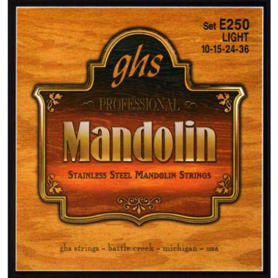 Струны GHS для мандолины E250