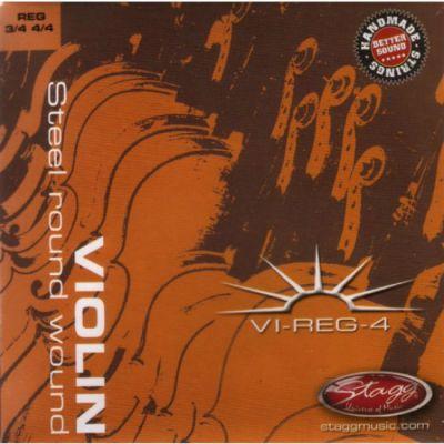 Струны Stagg для скрипки VI-REG-4