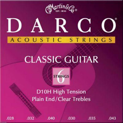 Струны Martin Guitar 41D10H