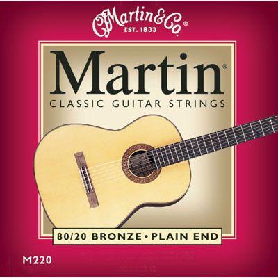 Струны Martin Guitar 41M220