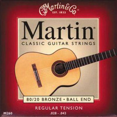 Струны Martin Guitar 41M260