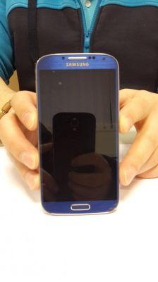 Смартфон Samsung Galaxy S4 GT-I9500 16Gb Blue #GT-I9500ZBASER (Уценка)