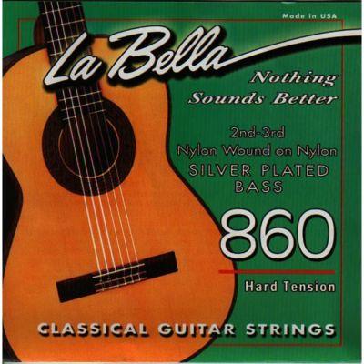 Струны La Bella 860