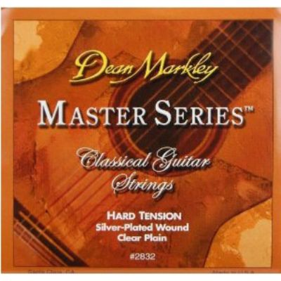 Струны Dean Markley MASTER SERIES NYLON 2832