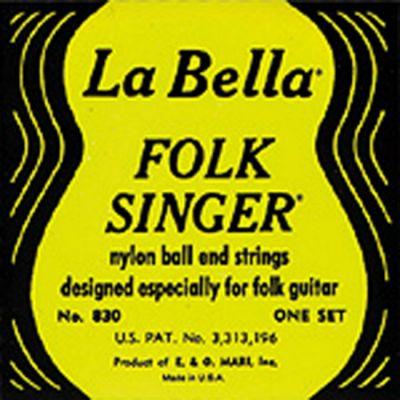 Струны La Bella 830 Folksinger