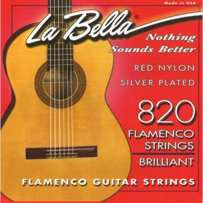 Струны La Bella 820
