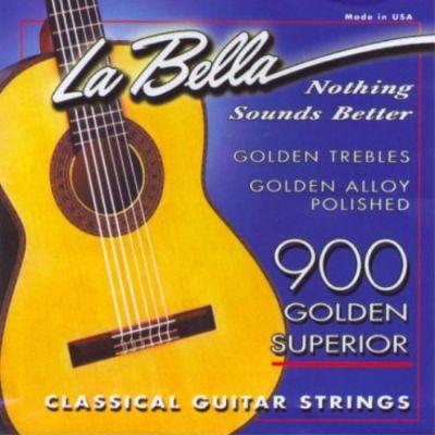 Струны La Bella 900