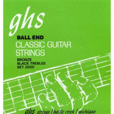 Струны GHS 2000