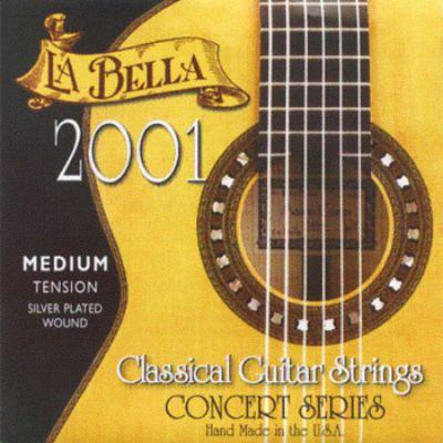 Струны La Bella 2001M