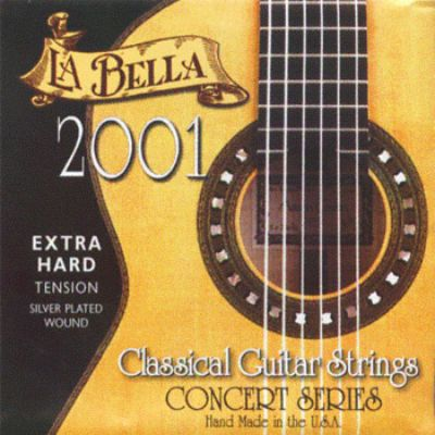 Струны La Bella 2001EH