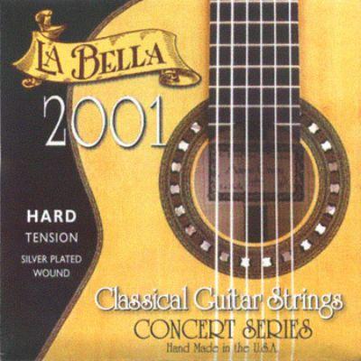 Струны La Bella 2001H