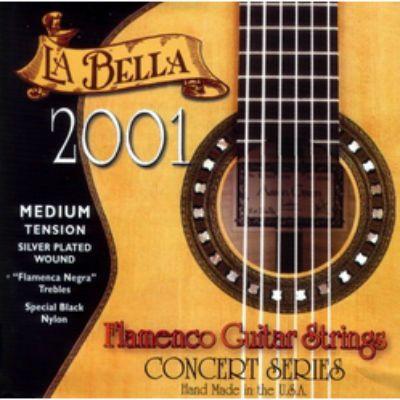 Струны La Bella 2001FH