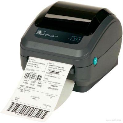 Принтер Zebra этикеток GK420d GK42-202521-000