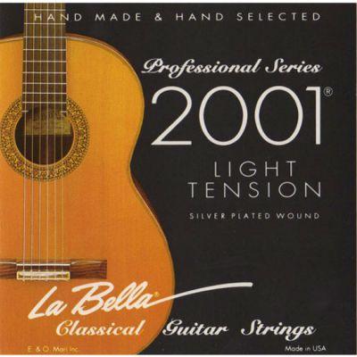 Струны La Bella 2001LT
