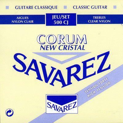 Струны Savarez 500CJ