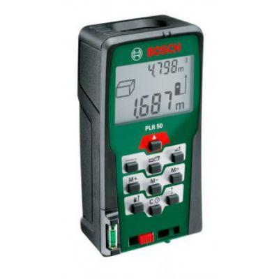 Дальномер Bosch лазерный PLR 50 621405 0603016320