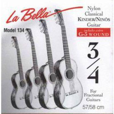 Струны La Bella FG134