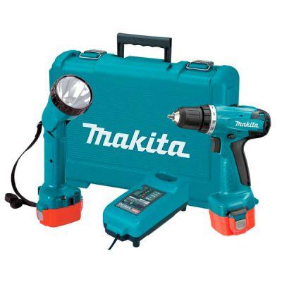 Шуруповерт Makita (дрель) аккумуляторная 6261DWPLE БЗП 9.6B 835631