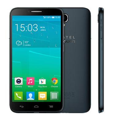 Смартфон Alcatel IDOL 2 6037Y Black - slate 6037Y-2BALRU1