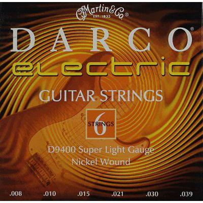 Струны Martin Guitar 41D9400